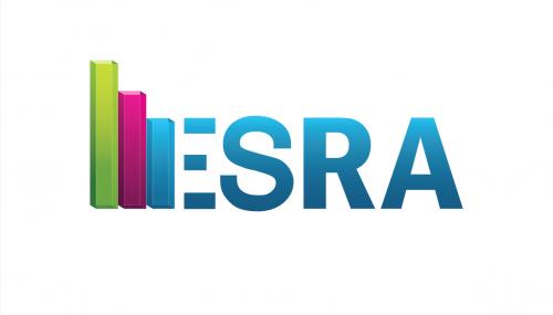 The ESRA conference series logo
