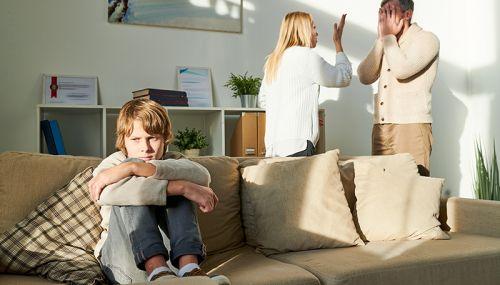 CLS | Timing of parents' split matters for children's mental health